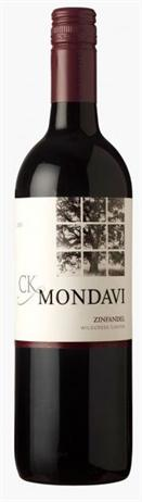 CK Mondavi Zinfandel Wildcreek Canyon
